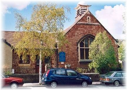 Photo of Minehead URC